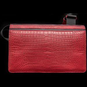 おしゃれな人気ブランドのショルダーバッグは池田工芸のCrocodile Messenger's Bag